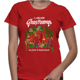 Ghostbumps Welcome To Murder House T-Shirt