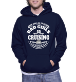 Good Girls Go To Heaven Bad Girls Go Crusing Hoodie