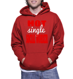 Hot Single Social Worker Hoodie