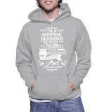 I'm A Graphic Designer That Means I'm Creative Hoodie