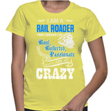 I Am A Rail Roader T-Shirt