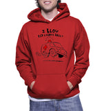 I Blow Red Lights Daily Hoodie