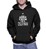 I Can't Keep Calm I'm A DSLR MAN Hoodie