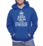 I Can't Keep Calm I'm A Software Developer Hoodie