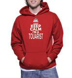 I Can't Keep Calm I'm A Tourist Hoodie