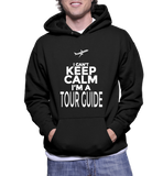 I Can't Keep Calm I'm A Tour Guide Hoodie