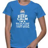 I Can't Keep Calm I'm A Tour Guide T-Shirt