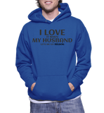 I Love It When My Husband Lets Me Go Freelancing Hoodie