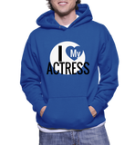 I Love My Actress Hoodie