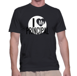I Love My Principal T-Shirt