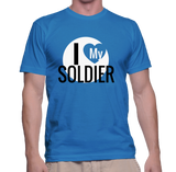 I Love My Soldier T-Shirt
