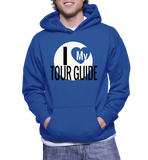 I Love My Tour Guide Hoodie