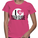 I Love My Tour Guide T-Shirt