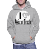 I Love My Assistant Director Hoodie