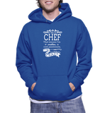I'm A Chef That Means I'm Creative Cool Passionate & A Little Bit Crazy Hoodie