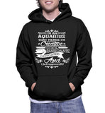 I'm An Aquarius That Means I'm Creative Hoodie