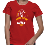 It Takes A Special Person To Be A Chef T-Shirt