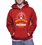 It Takes A Special Person To Be A Fireman Hoodie