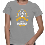 It Takes A Special Person To Be A Marketing Manager T-Shirt