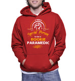 It Takes A Special Person To Be A Rookie Paramedic Hoodie