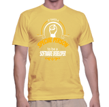 It Takes A Special Person To Be A Software Developer T-Shirt