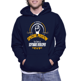 It Takes A Special Person To Be A Software Developer Hoodie