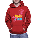 Keep Calm And Gallop On Hoodie