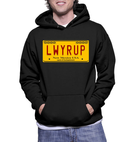 LWYRUP New Mexico USA Hoodie
