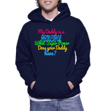 My Daddy Is A Principal What Super Power Does Your Daddy Have? Hoodie