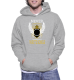 Never Underestimate The Power Of A Woman Who Write Songs Hoodie