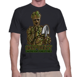 Only Groot Can Prevent Forest Fires T-Shirt