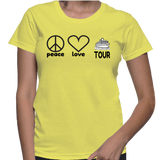 Peace Love Tour T-Shirt
