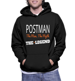 Postman The Man, The Myth, The Legend Hoodie