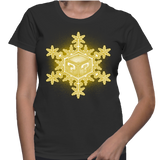 Question Block Snowflake T-Shirt