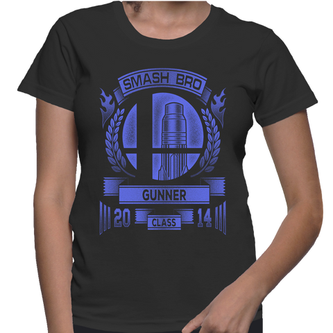 Smash Bros Gunner T-Shirt