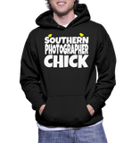 Southern Photographer Chick Hoodie