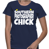 Southern Photographer Chick T-Shirt