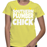 Southern Plumber Chick T-Shirt