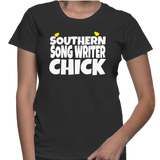 Southern Song Writer Chick T-Shirt