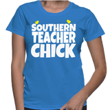 Southern Teacher Chick T-Shirt