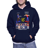 Super 80s Good Vs Evil 2 Hoodie