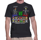 Super 80s Good Vs Evil T-Shirt