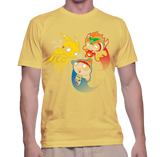 Super Puff Bros 4 Artwork T-Shirt