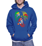 Super Puff Bros Artwork Hoodie