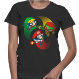 Super Puff Bros Artwork T-Shirt