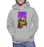 Super Turtle Bros Donnie Hoodie