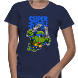 Super Turtle Bros Leo T-Shirt
