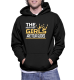 The Hottest Girls Are Tour Guides Hoodie