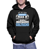 This Badass Artist Has A Smokin' Hot And Awesome Girlfriend Hoodie