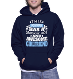 This Postman Has A Smokin' Hot And Awesome Girlfriend Hoodie
